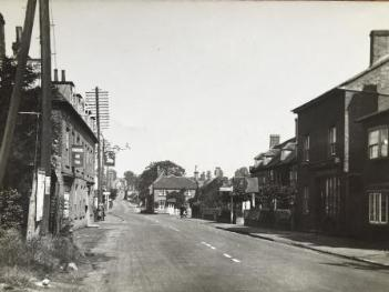 The White Hart 1931 [Z55/5/434]
